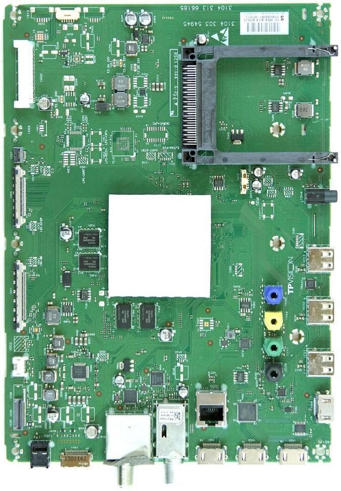 QFU1.2E LA Mainboard